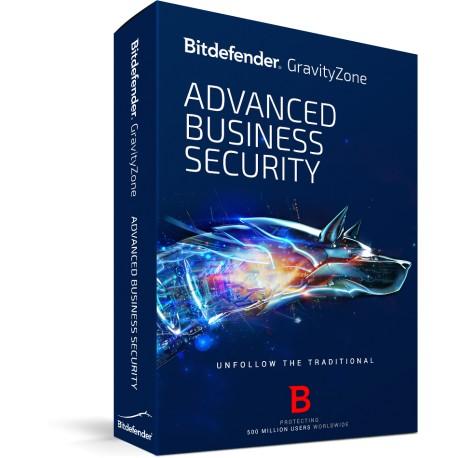 przedłużenie Bitdefender GravityZone Advanced Business Security dla Szkół cena na 100 PC + Serwery na 1 rok PL