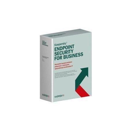 przedłużenie Kaspersky Endpoint Security for Business Select na 100 Komputerów + na serwery cena dla Szkół PL