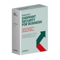 pierwszy zakup Kaspersky Endpoint Security for Business Select na 100 komputerów + na serwery dla Szkół PL