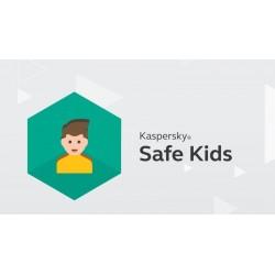 """przedłużenie Kaspersky Safe Kids """"Pracownia komputerowa"""" na 100 komputerów na 1 rok cena dla Szkół PL tzw. Opiekun Ucznia"""