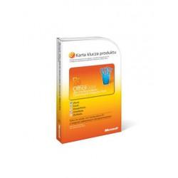 1 x MS Office 2010 dla Małych Firm i Użytkowników Domowych PL - 2019