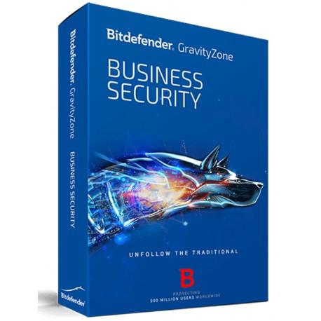 zakup pierwszy Bitdefender GravityZone Business Security dla Szkół cena na 50 PC + Serwery na 1 rok PL