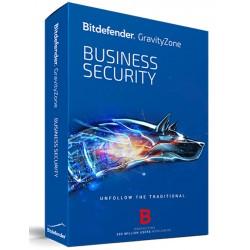 zakup pierwszy Bitdefender GravityZone Business Security dla Szkoły cena na 100 PC + Serwery na 3 lata PL