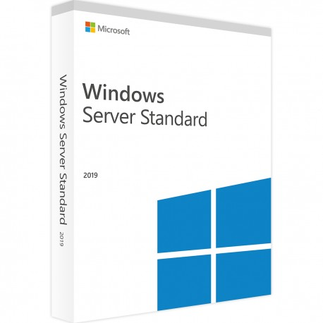 1 x MS Windows Server Standard Core 2019 na 2x8 rdzeni dla EDUKACJI 2016