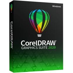 1 x CorelDRAW Graphics Suite 2020 PL dla Szkoły, Domu Kultury i Edukacji licencja na 1 PC 2018 sklep 2019