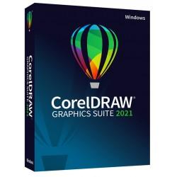 1 x CorelDRAW Graphics Suite 2021 PL dla Szkoły, Domu Kultury i Edukacji licencja na 1 PC 2022 sklep