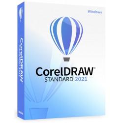 10 x CorelDRAW Standard 2021 ESD PL na 10 komputerów dla Szkół, Uczelni SOSW licencja dożywotnia cena Classroom wieczysta 2022